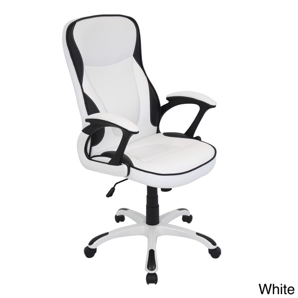 Storm Contemporary Adjustable Swivel Office Chair