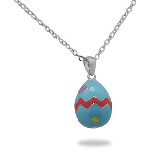 Junior Jewels Children's Easter Egg Pendant