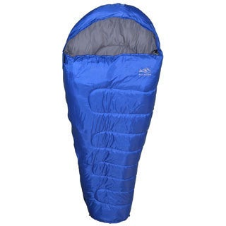 Big River Outdoors Rio +30 Mummy Style Sleeping Bag