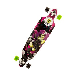 Punisher Skateboards 40-inch Zombie Complete Longboard