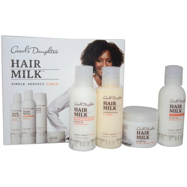 Carol's Daughter Hair Milk Collection 4-piece Set