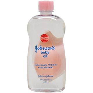 Johnson & Johnson Johnson's Baby 20-ounce Oil
