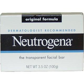 Neutrogena Original Formula Transparent 3.5-ounce Facial Bar