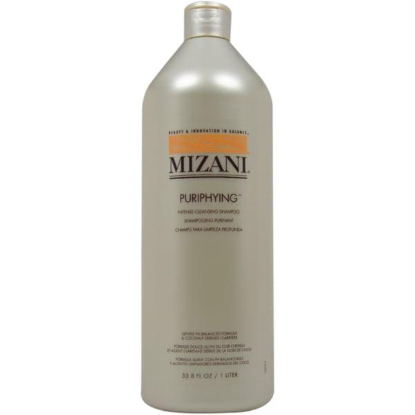 Shop Mizani Puriphying Intense Cleansing 33 8 Ounce