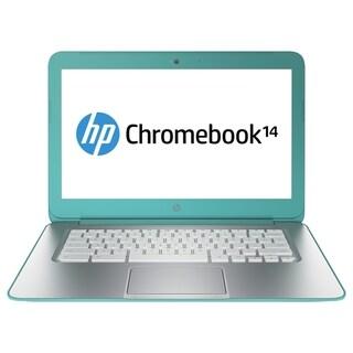 "HP Chromebook 14-q000 14-q020nr 14"" LCD Chromebook - Intel Celeron 29"