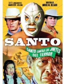 Santo Contra Los Jinetes Del Terror (DVD)