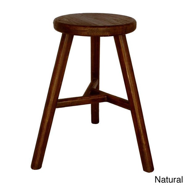 Crandall Stool Free Shipping Today Overstock Com