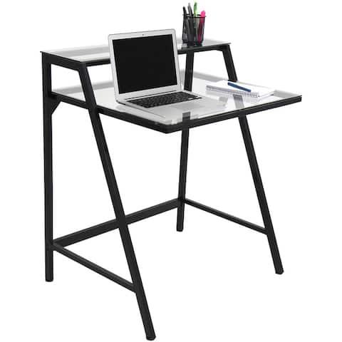 2-Tier Modern Computer Desk / Workstation