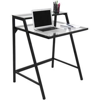 2tier modern computer desk workstation
