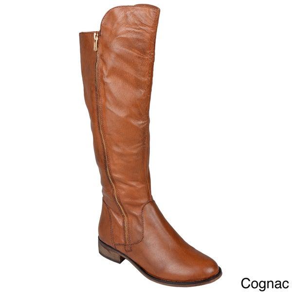489747b96a3 Shop Steve Madden Women's 'Shawny' Tall Zipper Detail Boots - Free ...