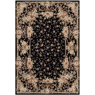 Safavieh Handmade Persian Court Multicolored Wool/ Silk Rug (3' x 5')