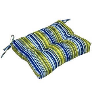 Vivid Stripe Indoor Dining Cushion