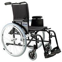 Drive Medical Cougar Ultra Lightweight Rehab Wheelchair