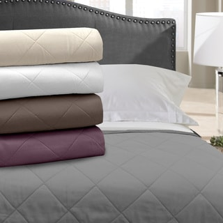 Grand Luxe 800 Thread Count Egyptian Cotton Blanket