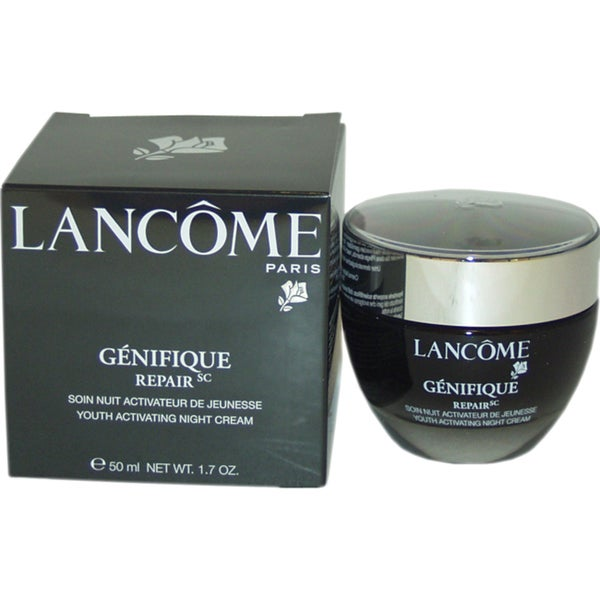 3 Pack - Lancome Paris Genifique Youth Activating Cream 1.7 oz AGRA Cosmetics  1-ounce Skin Refining Concentrate