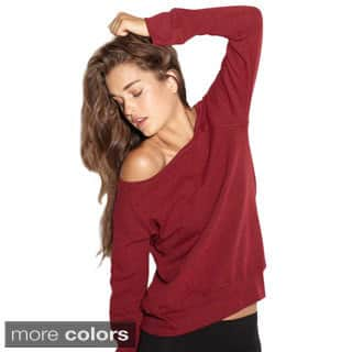 Women's 'Bella' Tri-blend Wide Neck Sweatshirt|https://ak1.ostkcdn.com/images/products/8594645/Womens-Bella-Tri-blend-Wide-Neck-Sweatshirt-P15865407.jpg?impolicy=medium