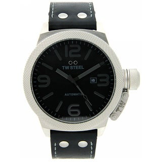TW Steel Men's Automatic Stainless Steel Case Watch
