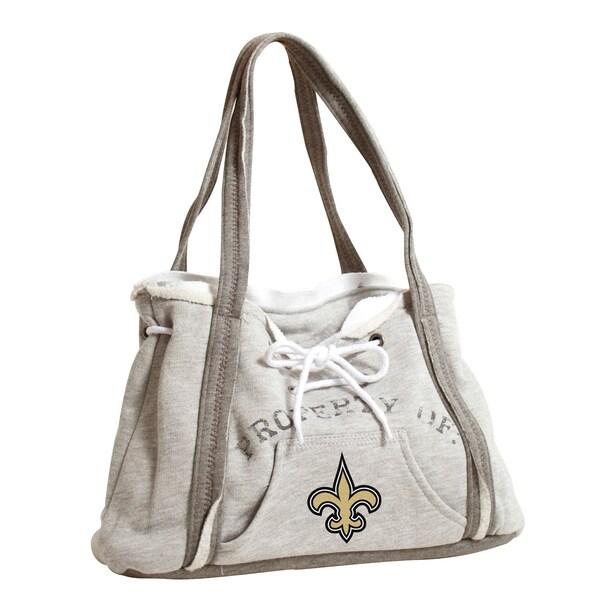 Little Earth NFL New Orleans Saints Hoodie Purse