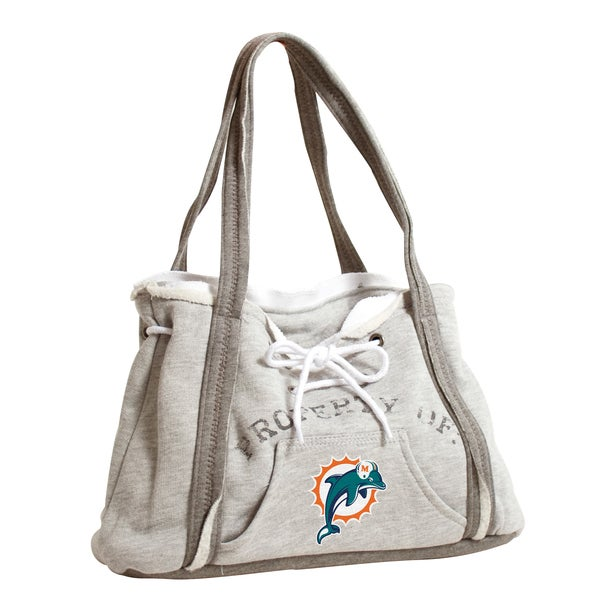 Little Earth NFL Miami Dolphins Hoodie Purse