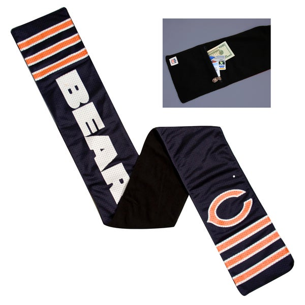 NFL Chicago Bears Jersey Scarf