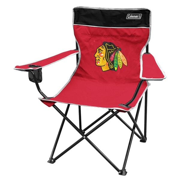 NHL Chicago Blackhawks Quad Tailgate Chair