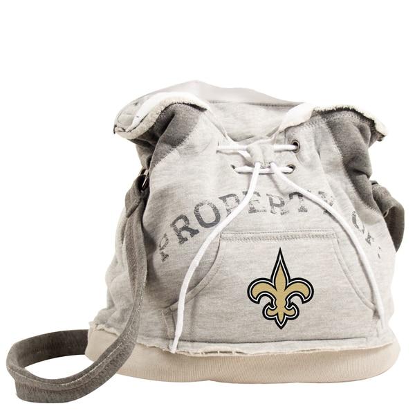 Little Earth NFL New Orleans Saints Hoodie Shoulder Tote
