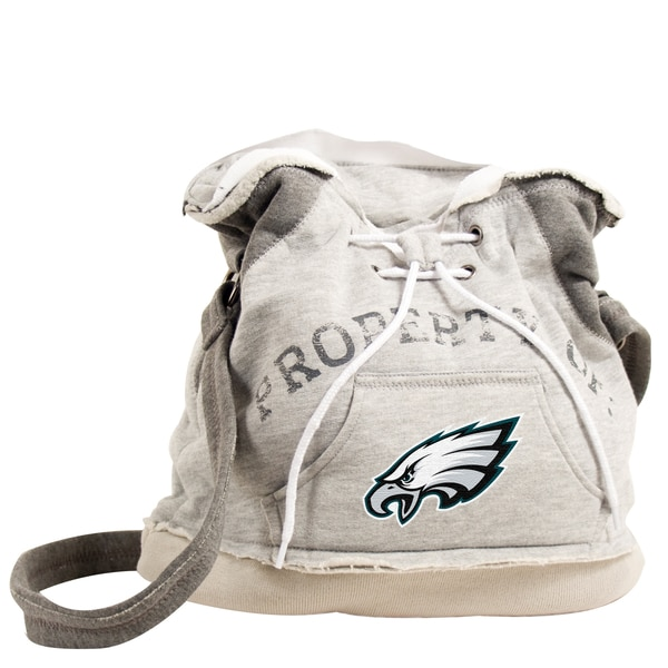 Little Earth NFL Philadelphia Eagles Hoodie Shoulder Tote