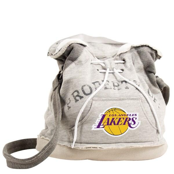 Little Earth NBA Los Angeles Lakers Hoodie Shoulder Tote