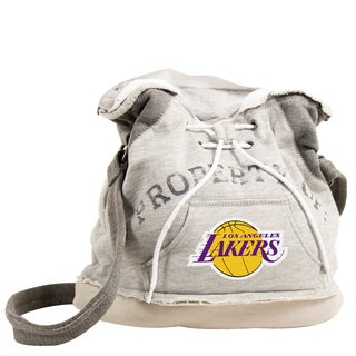 Little Earth NBA Los Angeles Lakers Hoodie Shoulder Tote