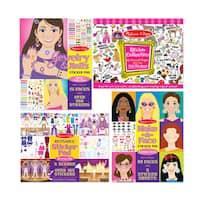 Melissa & Doug Girls Sticker Bundle