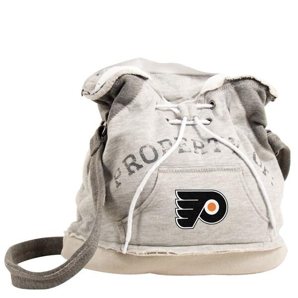 Little Earth NHL Philadelphia Flyers Hoodie Shoulder Tote