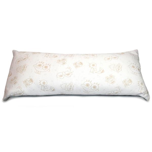 Shop Serta Spongebob Squarepants Body Pillow Free Shipping On