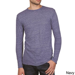 Alternative Apparel Men's Long Sleeve Eco-jersey T-shirt