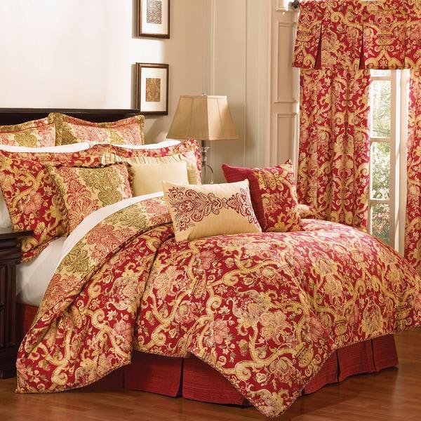 Waverly Archival Urn 4-piece Comforter Set