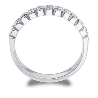 Amore 14k White or Yellow Gold 2ct TDW Diamond Wedding Band (More options available)