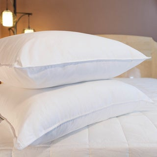 230 Thread Count Cambric Cotton Jumbo Pillows (Set of 10)