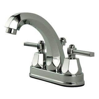 Fontaine Renata Chrome Centerset Bathroom Faucet