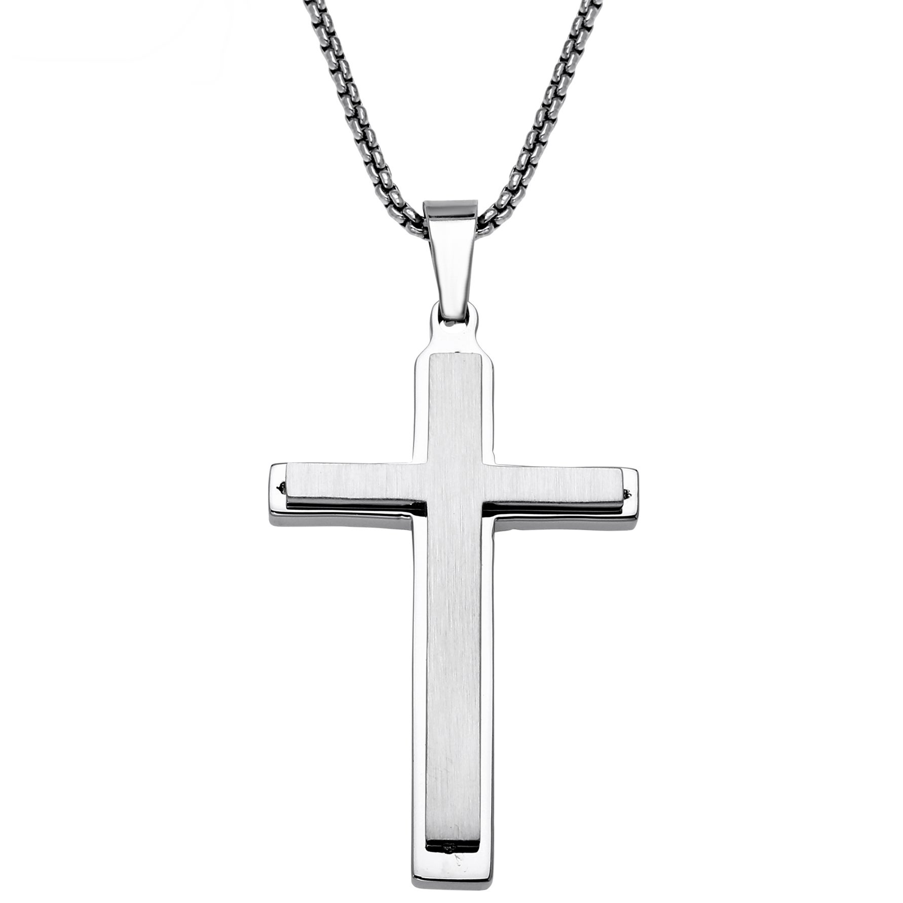 Buy mens necklaces online at overstock our best mens jewelry buy mens necklaces online at overstock our best mens jewelry deals aloadofball Gallery