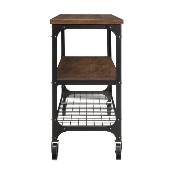 rustic sofa tables for sale table with drawers x plans nelson industrial modern console stand inspire classic