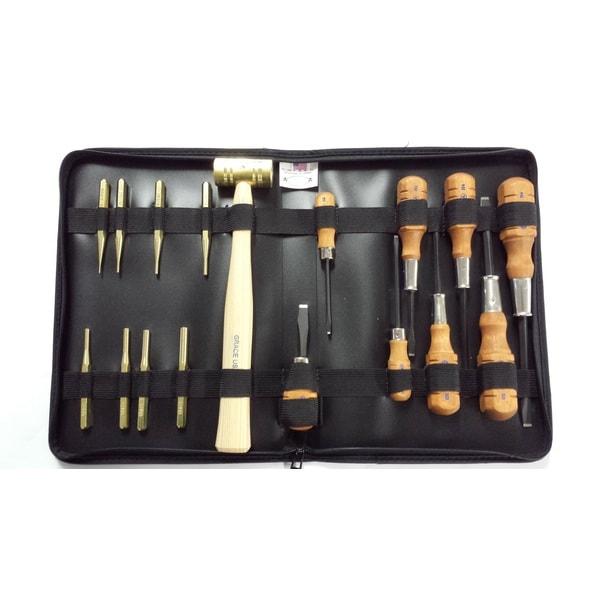 Grace USA 17-piece Gun Care Tool Set
