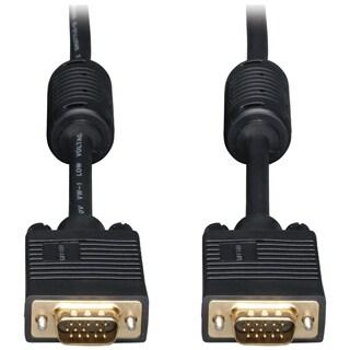 Tripp Lite 35ft SVGA / VGA Monitor Gold Cable