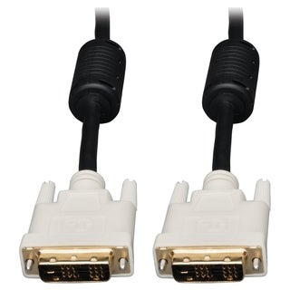 Tripp Lite 3ft DVI Single Link Digital TMDS Monitor Cable DVI-D M/M 3