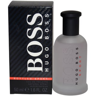 Hugo Boss Bottled Sport Men 1.6-ounce Eau de Toilette Spray