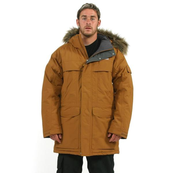 the north face men 39 s 39 mcmurdo 39 bronx brown parka free shipping today 15867683. Black Bedroom Furniture Sets. Home Design Ideas