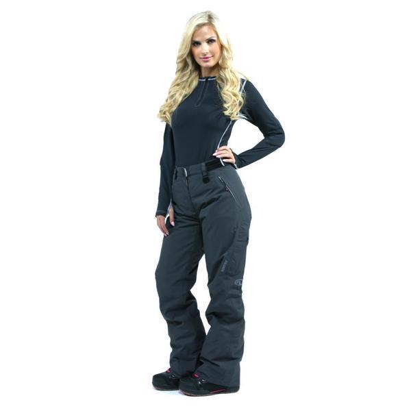 Marker Women's 'Farenheit' Black Insulated Snowboard Pants