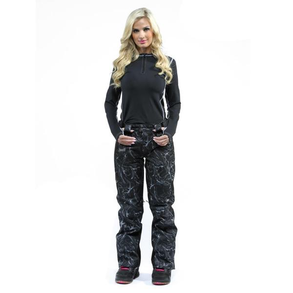 Marker Women's 'Inspiration' Black Snowboard Pants