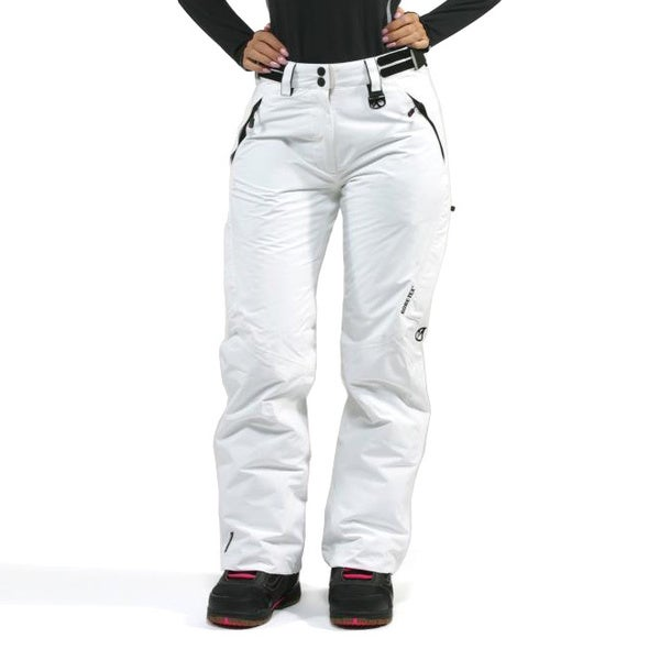 Marker Women's 'Farenheit' White Insulated Snowboard Pants