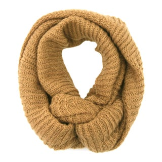 LA77 Women's Knit Circle Scarf
