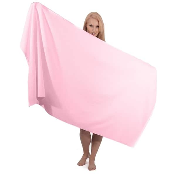 Jumbo Bath Sheet Towels 100/% Egyptian Microfiber Super Soft Bath Towel Wrap