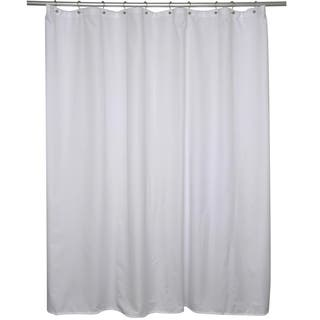White Microfiber Shower Curtain Liner|https://ak1.ostkcdn.com/images/products/8597698/White-Microfiber-Shower-Curtain-Liner-P15867925.jpg?impolicy=medium